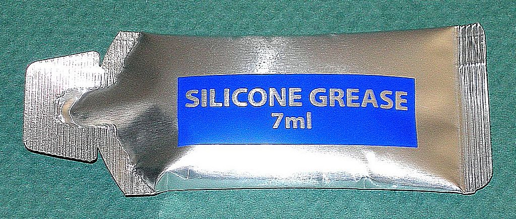 silicone grease sachet