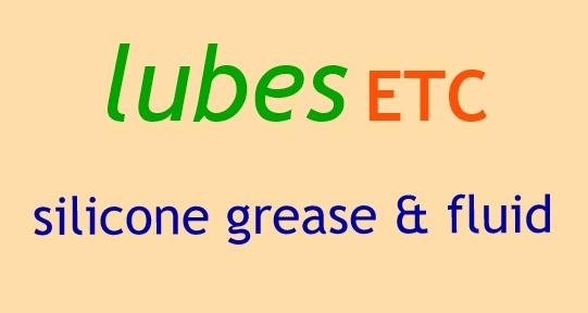 lubesetc silicone grease and fluid lubricants
